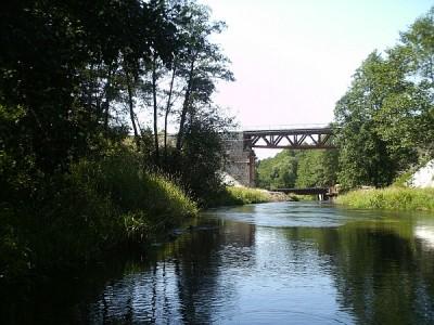 Gelžkelio tiltas ties Jašiūnais